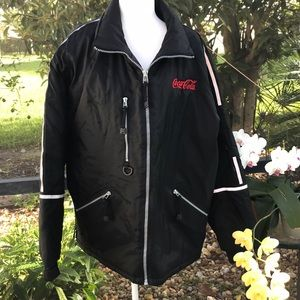 Other - NWOT Coca Cola Tri-Mountain Jacket
